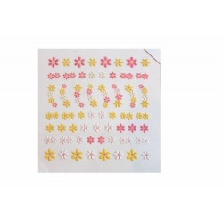 SS4 - 3D nail stickers