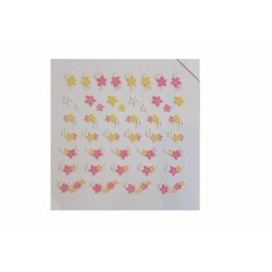 SS6 - 3D nail stickers