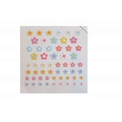 SS8 - 3D nail stickers