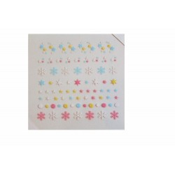 SS9 - 3D nail stickers