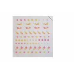 SS12 - 3D nail stickers